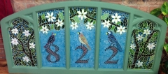 Completed 822 window prior to installation - ReclaimedMosaics