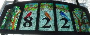 822 Window Mosaic - ReclaimedMosaics