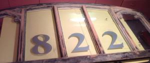 822 Window - Sanded - ReclaimedMosaics