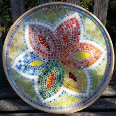 Platter by Dawn Briskey