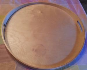 Bare Platter